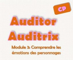 Auditor Auditrix: Module comprendre les émotions des personnages