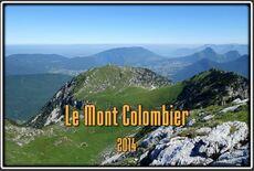 Le Mont Colombier des Bauges