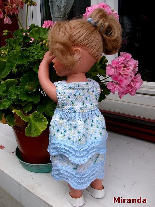Ma robe, enfin !