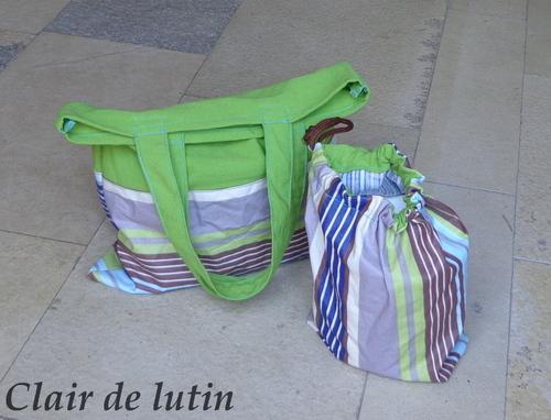 Petit sac pour le camping