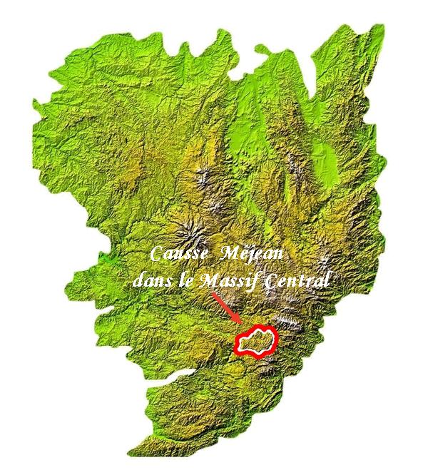 Le Causse Méjean
