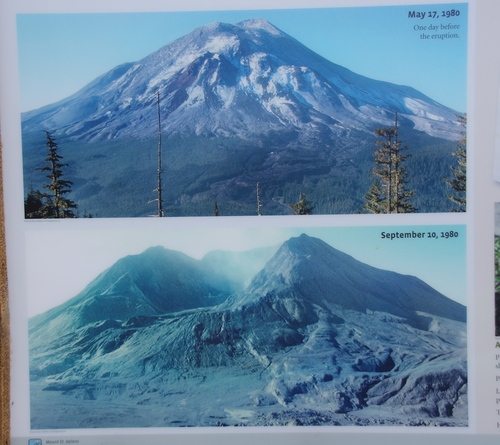 Mont St Helens