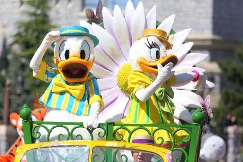 Le Printemps est arrivé à Disneyland Paris !