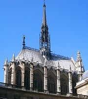 ile-de-France Paris Paris-Ier Sainte-Chapelle 00