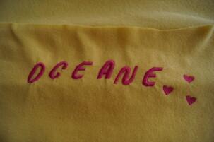 Pour la petite Océane ....