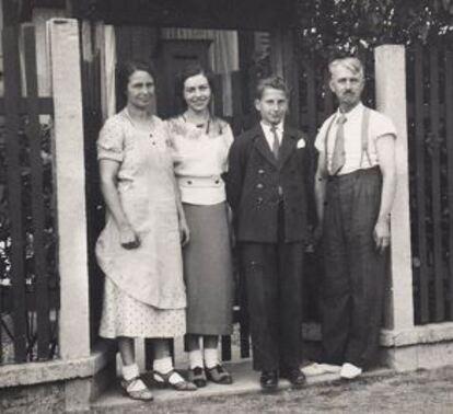 Jean Rodon, son ouvrage sur l'occupation nazie et le STO...