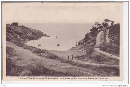 Pornic - Ste Marie/Mer - Hier Aujourd'hui