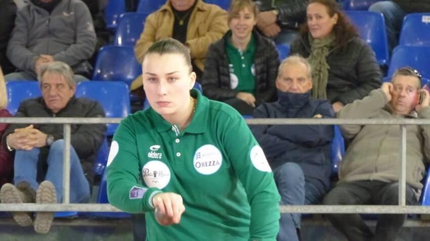 Emilie Vignères à la Grande Finale P.P.F 2018 à Fréjus.