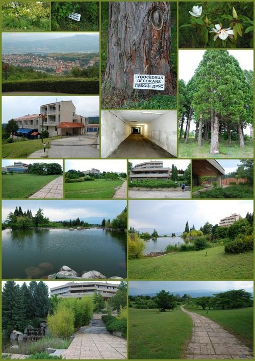 Une journée à Sandanski