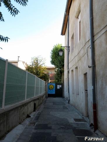 L'école primaire de la rue des Soeurs Grises