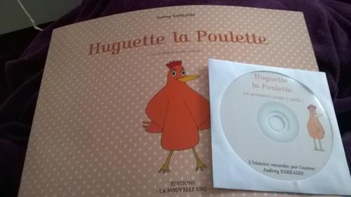 Huguette La Poulette