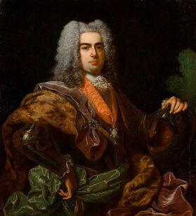 Jean V en 1729, par Jean Ranc.
