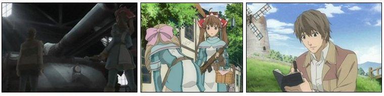 Animation Japonaise ❖  Senjou no Valkyria - Gallian Chronicles