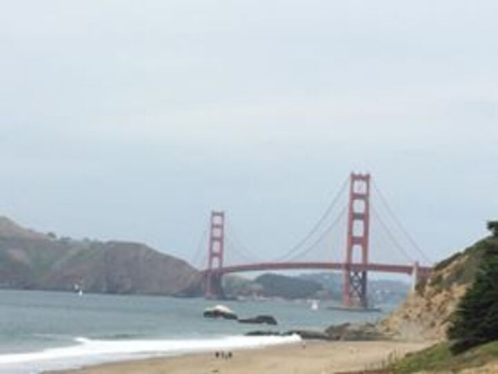baie de san francisco - golden gate