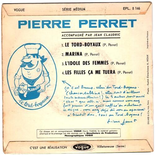 Pierre Perret - Le Tord-Boyaux (1963)