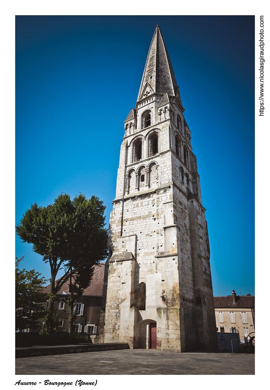 Auxerre, capitale de la Bourgogne septentrionnale