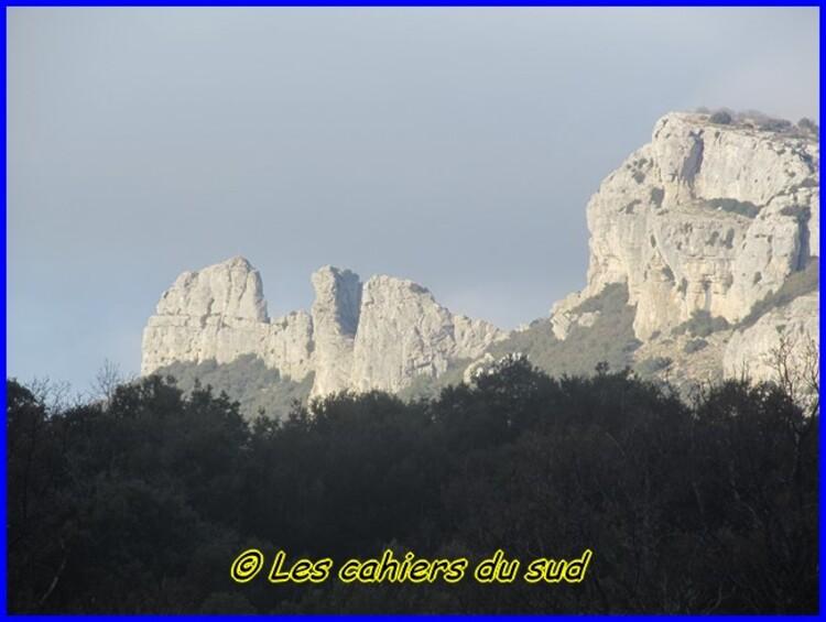 Ste Baume, la tour Cauvin