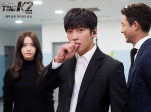 THe K2 (drama coréen) Collaboration avec Busan Blue