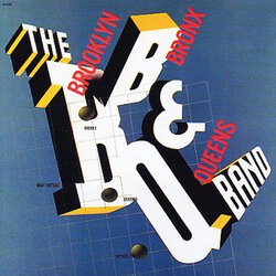 The B.B.&Q. Band - Same - Complete LP