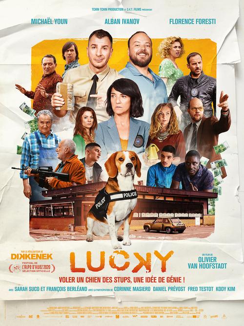 Découvrez les premiers teasers de LUCKY avec Michaël Youn, Alban Ivanov et Florence Foresti - AU CINÉMA LE 26 FÉVRIER 2020