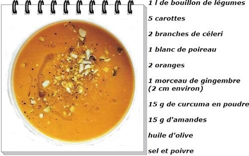 Energy soupe
