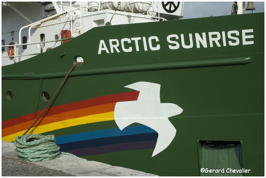Artic Sunrise 5