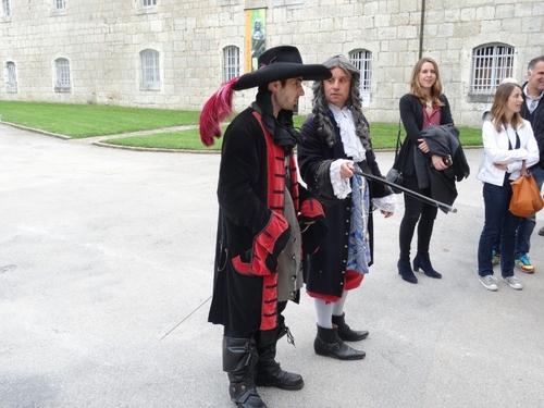Soirée à la Citadelle de Besançon