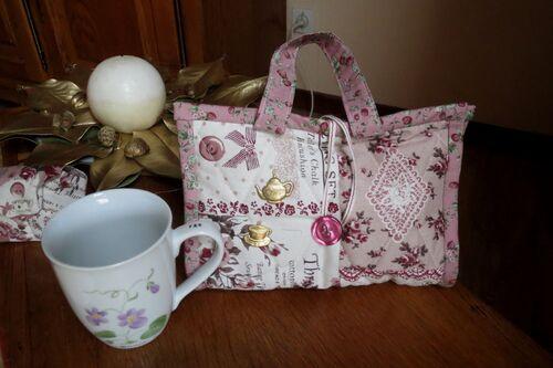 petit sac à mug