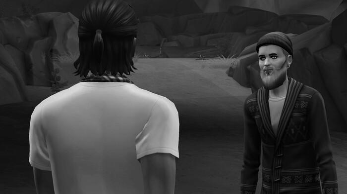 XXVII.  Monsieur Luigi mène l'enquête