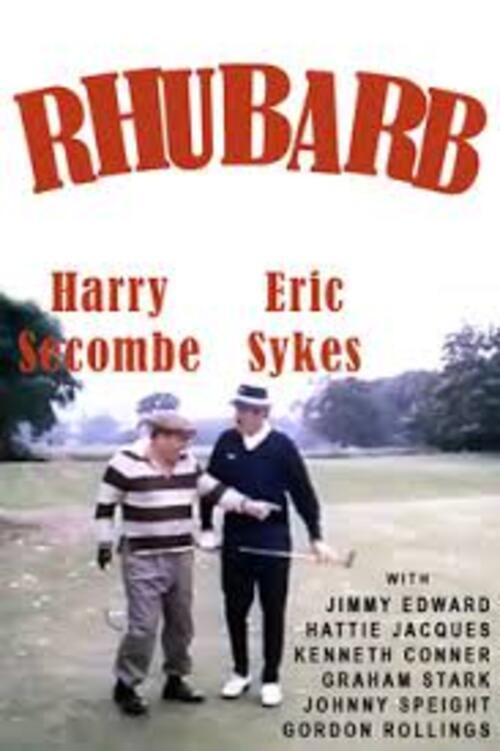 SYKES, Eric - Rhubarb Rhubarb (1980)   (Humour)