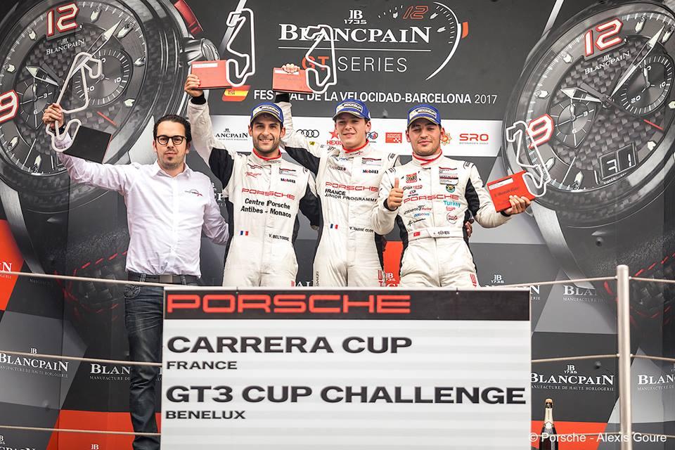PORSCHE CARRERA CUP FRANCE / BENELUX