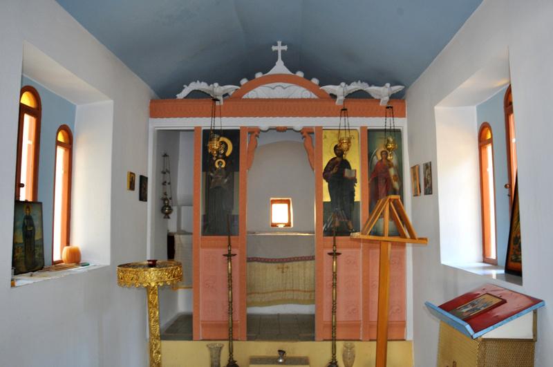 chapelle à Panormos