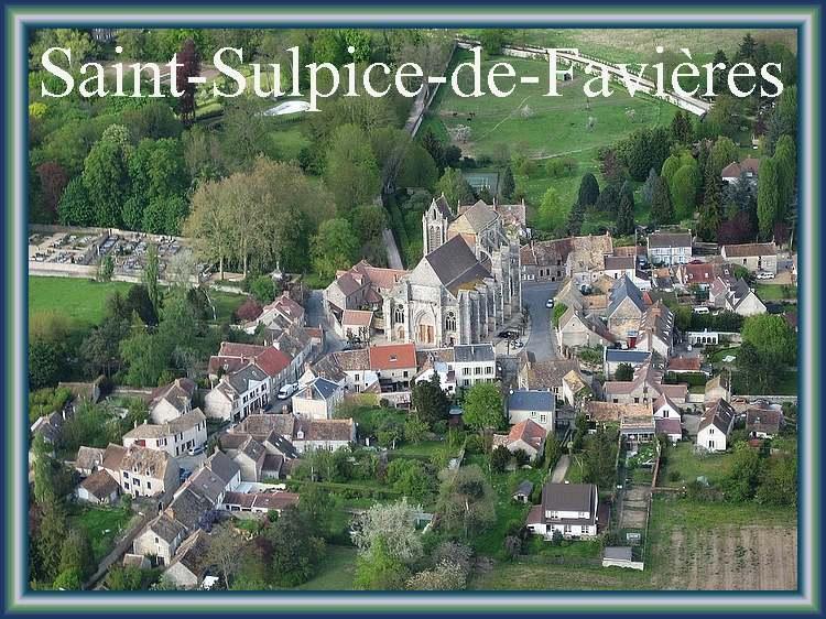 Saint-Sulpice-de-Favières (Essonne)