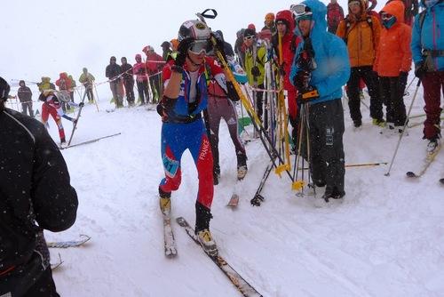 championnat d'europe Andorre individuel