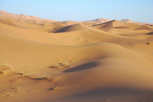 Retour vers Agadir