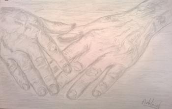 les mains de d'Arthur(Adelaide