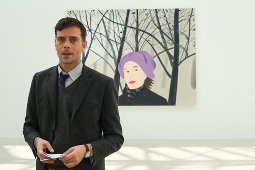Portrait : Xaver - Commissaire - Galerie Thaddeus Ropac