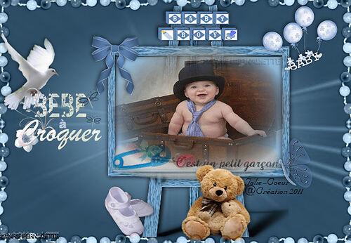 Bébé à croquer