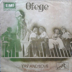 Ofege - Try And Love - Complete LP