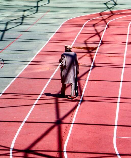 Terrain d'athlétisme, 15e arrondissement