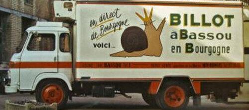 Bassou (89) pays de l'escargot.