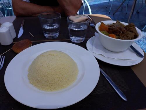 Notre couscous