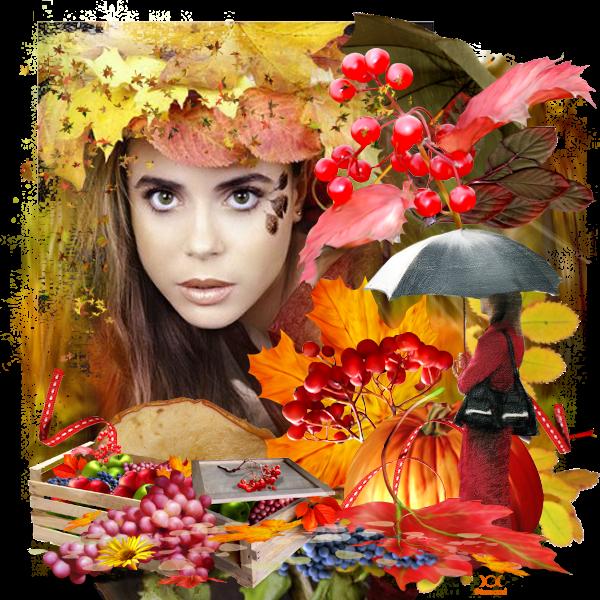 Atelier automne sous les feuilles chez les miss cacahuètes