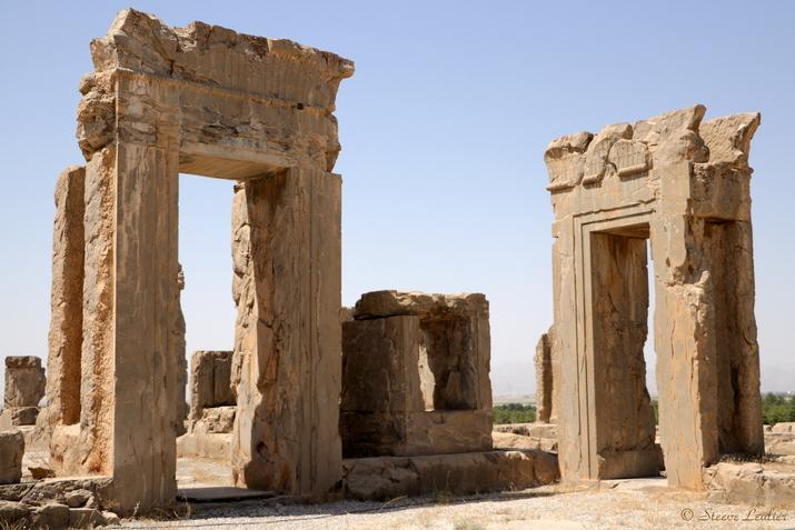 Hadish, Persépolis
