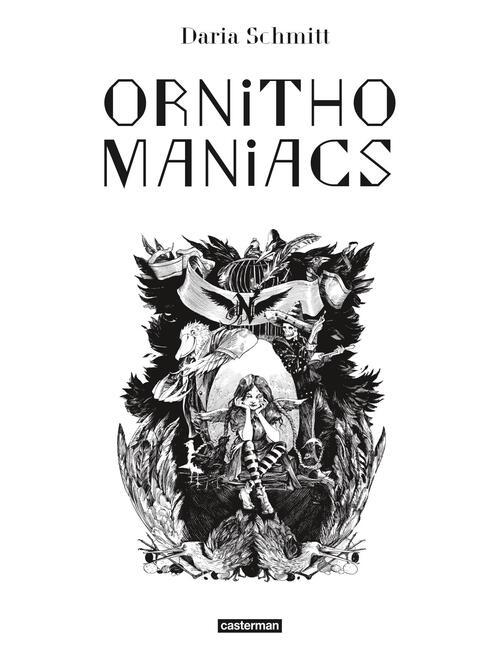 Ornithomaniacs