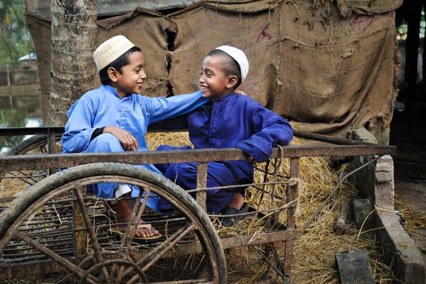 Bangladesh en portraits-série photos-