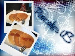 Pancakes du dimanche ou le petit dej dans la grosse pomme
