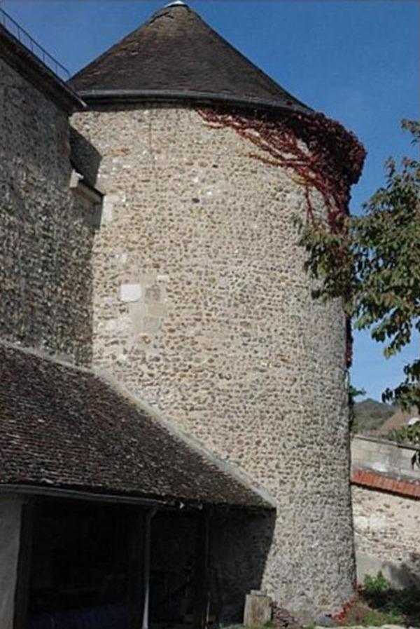 JOIGNY (yonne) : quartier Saint-André