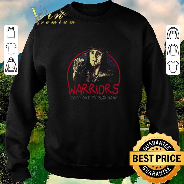 Nice David Patrick Kelly Warriors come out to play shirt