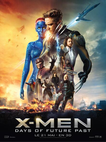 X men day of future past 2014